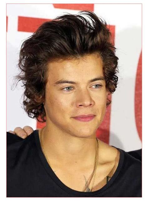 Haircuts Men 2014 along with Harry Styles Hair Style ? All
