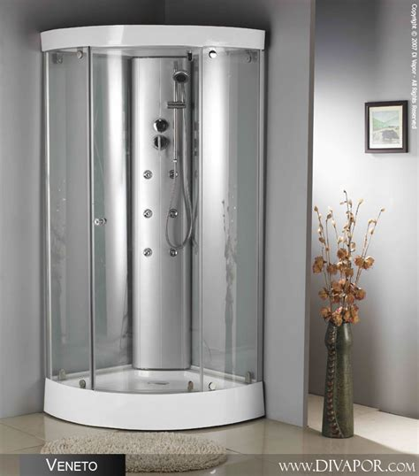 Complete Shower Enclosures - shower enclosure veneto 900mm quadrant sh dv6016