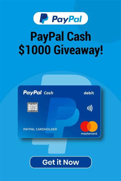 If you plan on making any online or phone purchases, you will need to register your card and provide cardholder information. PayPal Cash $1000 Giveaway!! in 2020   Paypal gift card, Free gift card generator, Gift card ...