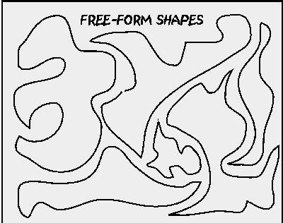 45 best shape art lesson images on pinterest visual arts