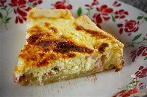 recette de cuisine professionnel quiche lorraine recette traditionnelle