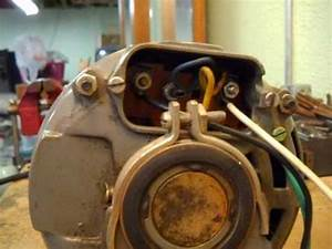 How To Change Rotation On A Dayton 120 Volt Ac Motor