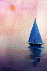 55 easy watercolor painting ideas for beginners