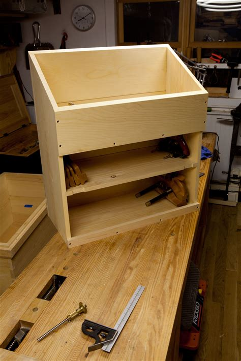 diy oak machinist tool chest plans wooden  bedside