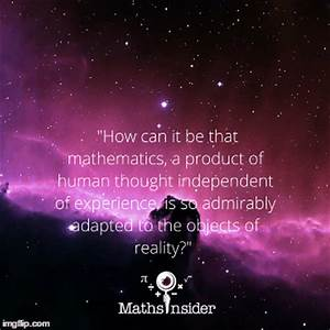 15 More Cool, Beautiful and Inspiring Math Quotes
