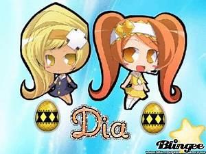 Shugo Chara X Dia and Dia blingee Picture #130923678 ...