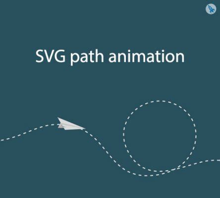 These two svg attributes, together, can be used to animate svg paths, giving the viewer the illusion that the paths are being drawn gradually. SVG path animation - W3codemasters
