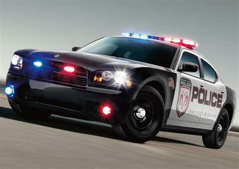 Police Cars You Could Be Driving