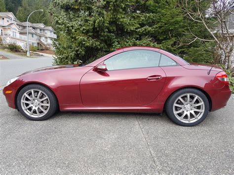 Join live car auctions & bid today! 2007 Mercedes SLK 350 Roadster convertible Outside Metro Vancouver, Vancouver