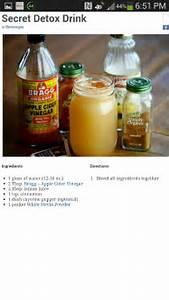 Apple Cider Vinegar Detox Drink - Diet and fitness - Pinterest Apple Cider Vinegar Diet