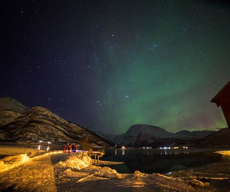 Northern Lights Tour In Tromso Norway Solo Travellers