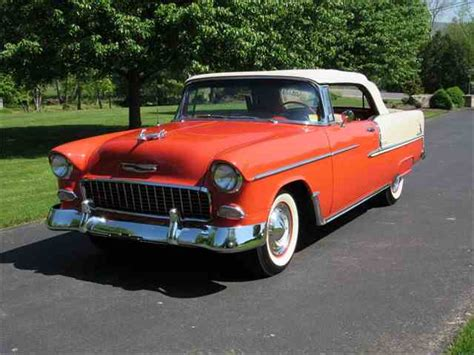 1955 Chevrolet Bel Air For Sale On Classiccarscom