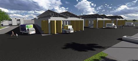 jasa interior  murah desain gudang  exterior model
