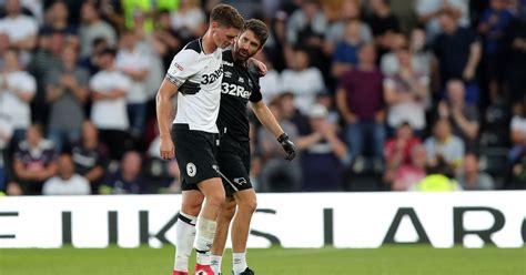 Derby County without key midfielder for Preston North End ...