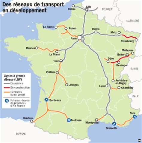 foto de Les futures lignes de TGV sont jugées trop chères à l