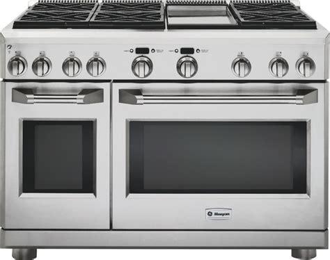 ge monogram  professional range   burners   griddle traditional gas ranges