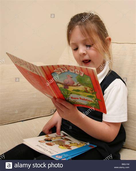 5 year in school reading books loaned