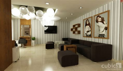 Salon Decor Ideas Images by Hairdressing And Salon Interior Design Cubica