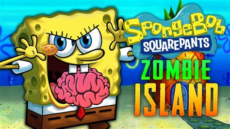 Spongebob Zombie Island (call Of Duty Zombies)