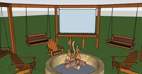 remodelaholic easy diy outdoor  screen