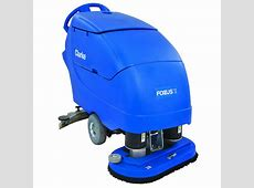 Battery Operated Automatic Floor Scrubber Clarke Focus