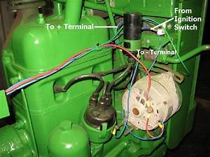 Jd 40 12 Volt Conversion - John Deere Forum
