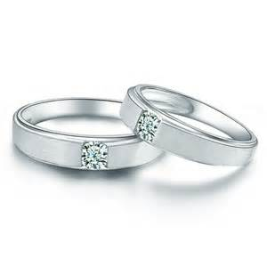 satin finish couples wedding ring bands jewelocean - Affordable Wedding Bands For