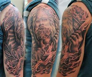 zeus tattoo art - Google Search | hellenic tattoo ...