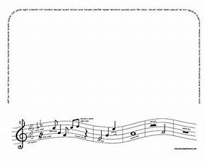 Best Music Note Border #2945 - Clipartion.com
