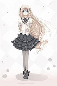 -- Melissa School Outfit -- by Kurama-chan on DeviantArt