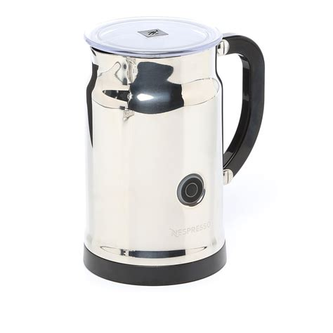 If you want to take the taste of your coffee and other drinks to a next level well if you are looking for a cheap and durable frothing machine then the linsnfield milk frother is the best choice for you. Nespresso Pixie Espresso Maker with Aerocinno & Milk Frother & Reviews | Wayfair