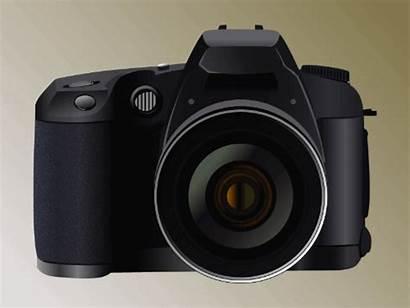 Camera Animated Cameras Gifs Dslr Canon Evolution