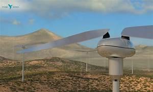 Flapping Tyer Wind turbine mimics hummingbirds to produce ...