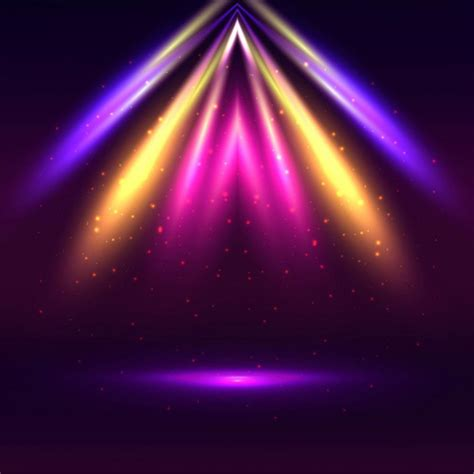 colorful lights 22 spotlight backgrounds free premium psd jpg png