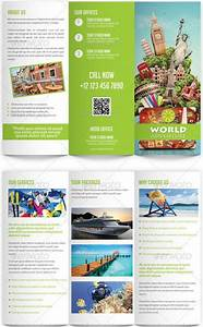 1000+ ideas about Travel Brochure Template on Pinterest