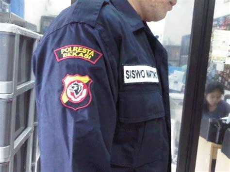 jual seragam security pdl perlengkapan security tokopedia