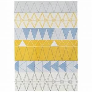 Tapis Style Scandinave : tapis design scandinave aarhus par joseph lebon ~ Teatrodelosmanantiales.com Idées de Décoration