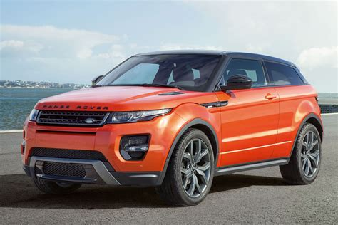 Land Rover Range Rover Evoque Picture by Land Rover Range Rover Evoque Coupe 2 0 Ed4 2wd Se Dynamic