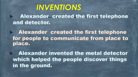 Famous Scientists And Inventions 03 Alexander Graham