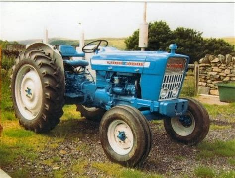 Ford 4000 1969-1972! Pdf Tractor Service/shop Manual