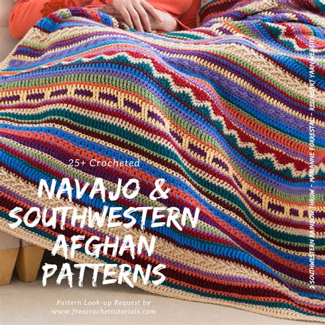 Native American Crochet Patterns