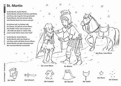 Martin Sankt Jahr Durch Das Becker Legende