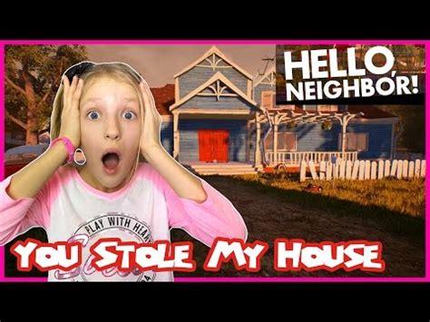 Hello Neighbor Song