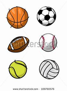 Sports Balls Collage | Clipart Panda - Free Clipart Images