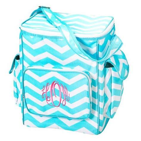tinytulipcom aqua chevron large cooler bag  httpwwwtinytulipcomaqua chevron