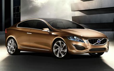 Widescreen Volvo S60 Concept Wallpaper