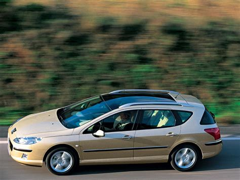 2004 Peugeot 407 Sw Oumma Citycom