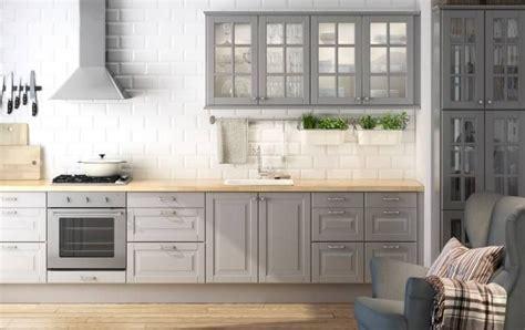 ikea gray kitchen cabinets grey kitchen cabinets ikea kitchen ideas pinterest