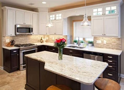 pictures of small kitchens makeovers the 25 best ideas about two tone kitchen cabinets on 7489