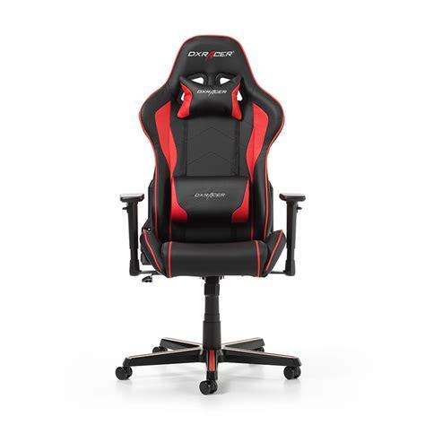 dxracer chaise dxracer formula series gaming chair black f08 nr ocuk